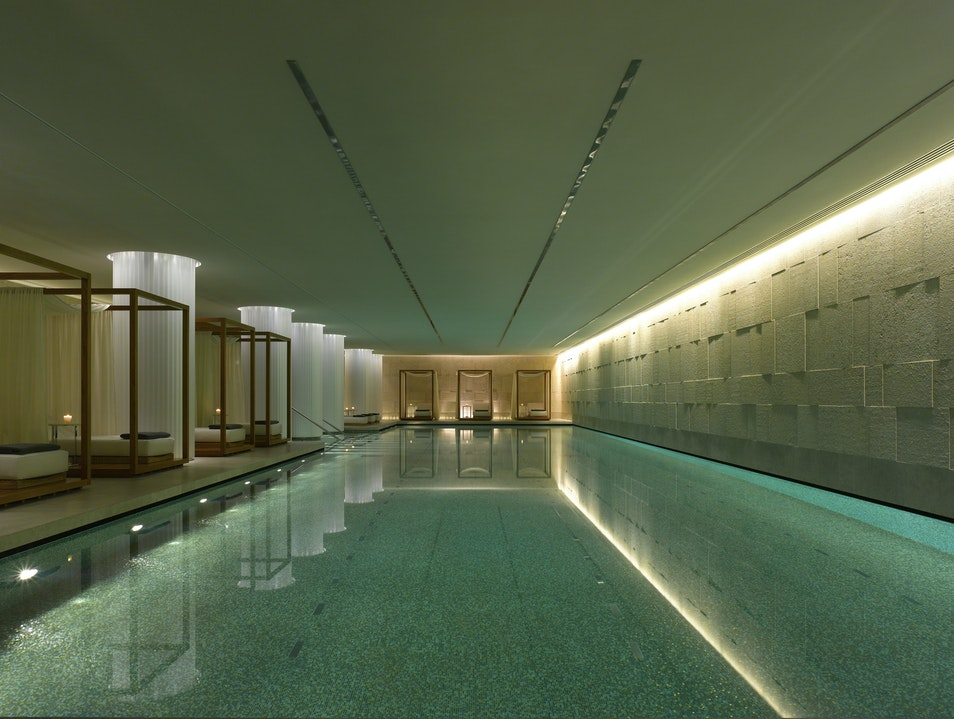 The Bulgari Spa: An Exclusive Oasis London  United Kingdom