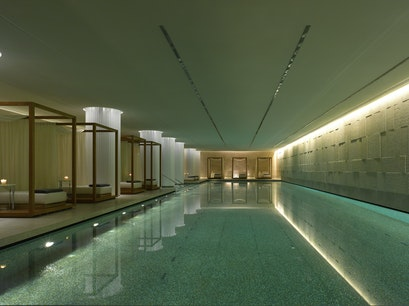 Spa at Bulgari Hotel & Residences, London London  United Kingdom