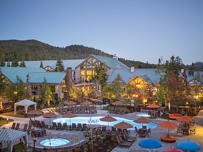 Tenaya Lodge at Yosemite Fish Camp California United States