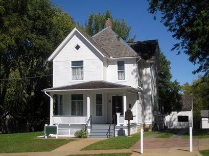 Reagan Boyhood Home Dixon Illinois United States