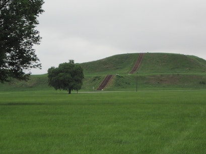 Cahokia Mounds State Historic Site Collinsville Illinois United States