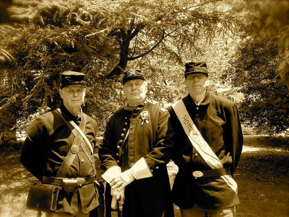 Travel Back in Time to the Civil War