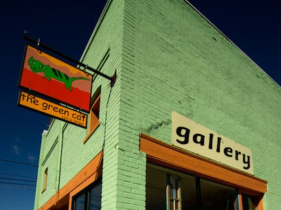 Green Cat Salida Colorado United States