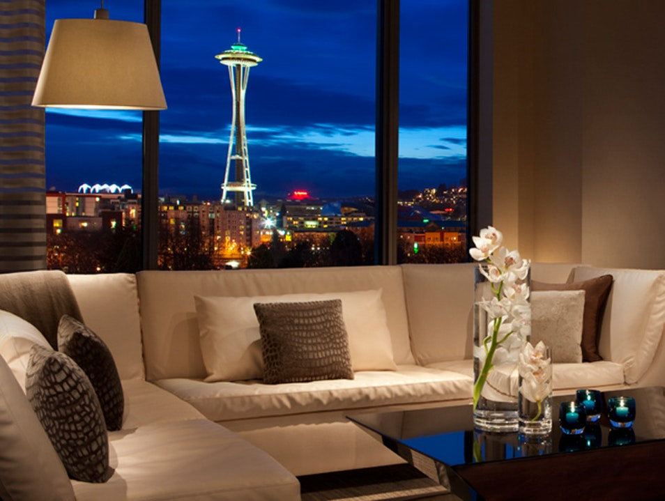 Urban Elegance at the Pan Pacific Hotel Seattle Seattle Washington United States