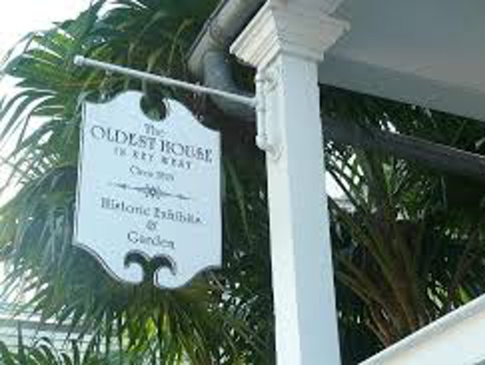 Stop In at The Oldest House & Garden Museum Key West Florida United States