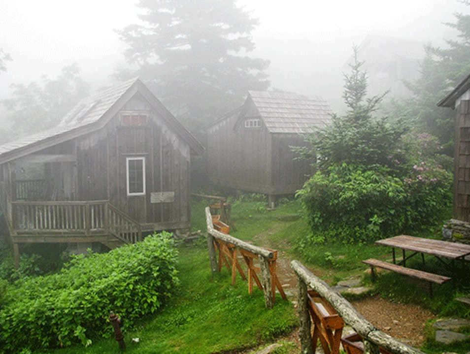Mount Leconte Lodge Gatlinburg Tennessee United States