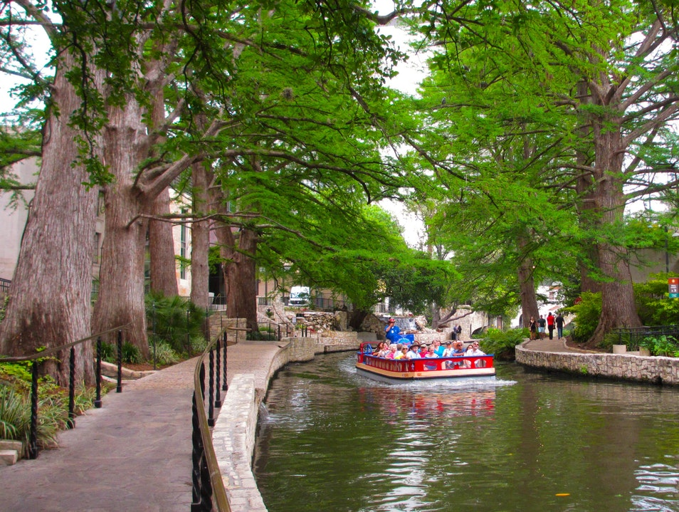 River Tour with Rio San Antonio Cruises San Antonio Texas United States