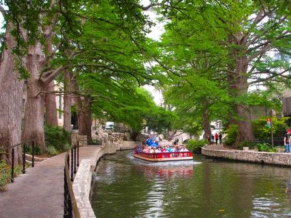 GO RIO San Antonio River Cruises San Antonio Texas United States