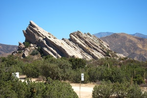 Vasquez Rocks Natura Area Park, USA