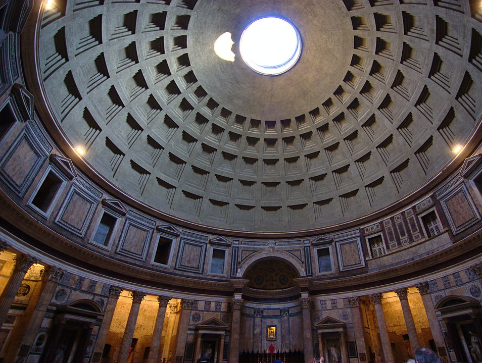 Fall in Love with the Pantheon Rome  Italy