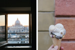 The Best Gelato Near Rome's Historic Attractions
