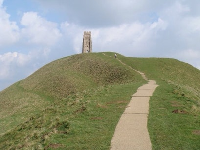 Glastonbury Tor Glastonbury  United Kingdom
