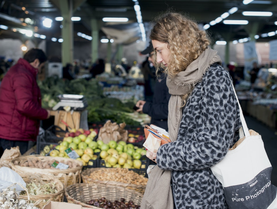 Assemble Your Own Breakfast at Turkey's Greenest Market Istanbul  Turkey