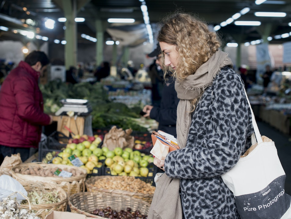 Assemble Your Own Breakfast at Turkey's Greenest Market