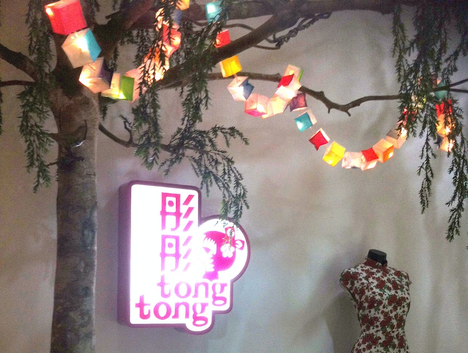 Tong Tong—Updating the Traditional Chinese Cheongsam Singapore  Singapore