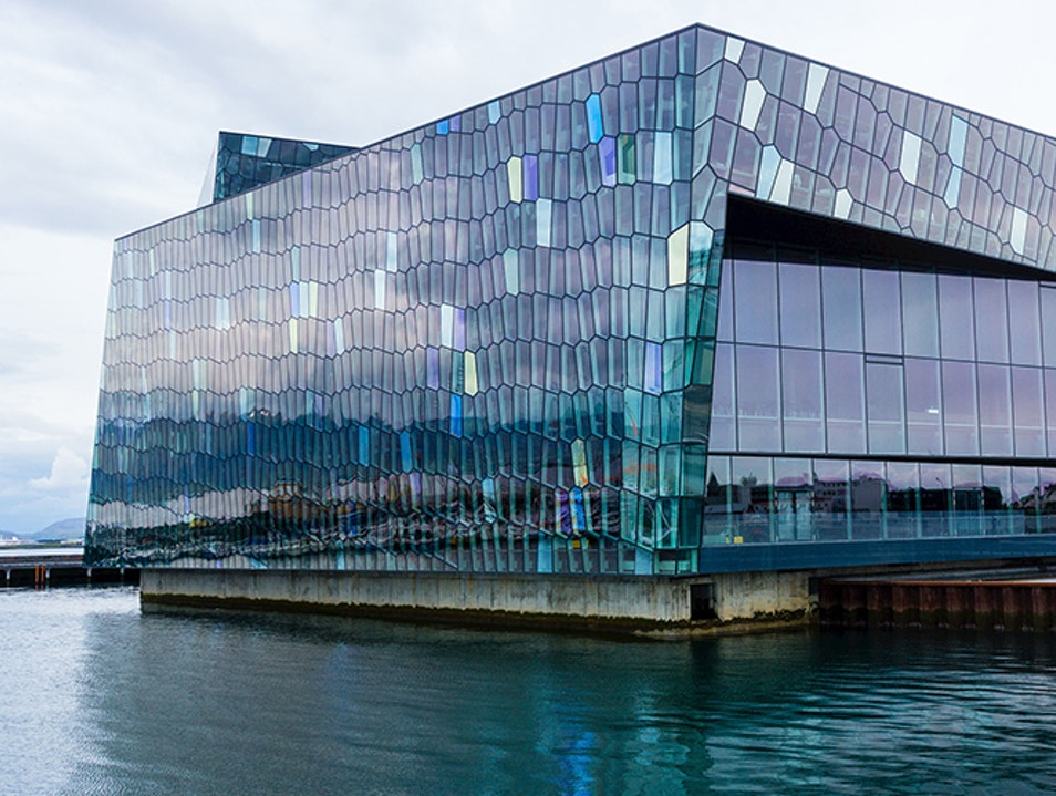 Harpa Concert Hall and Conference Centre