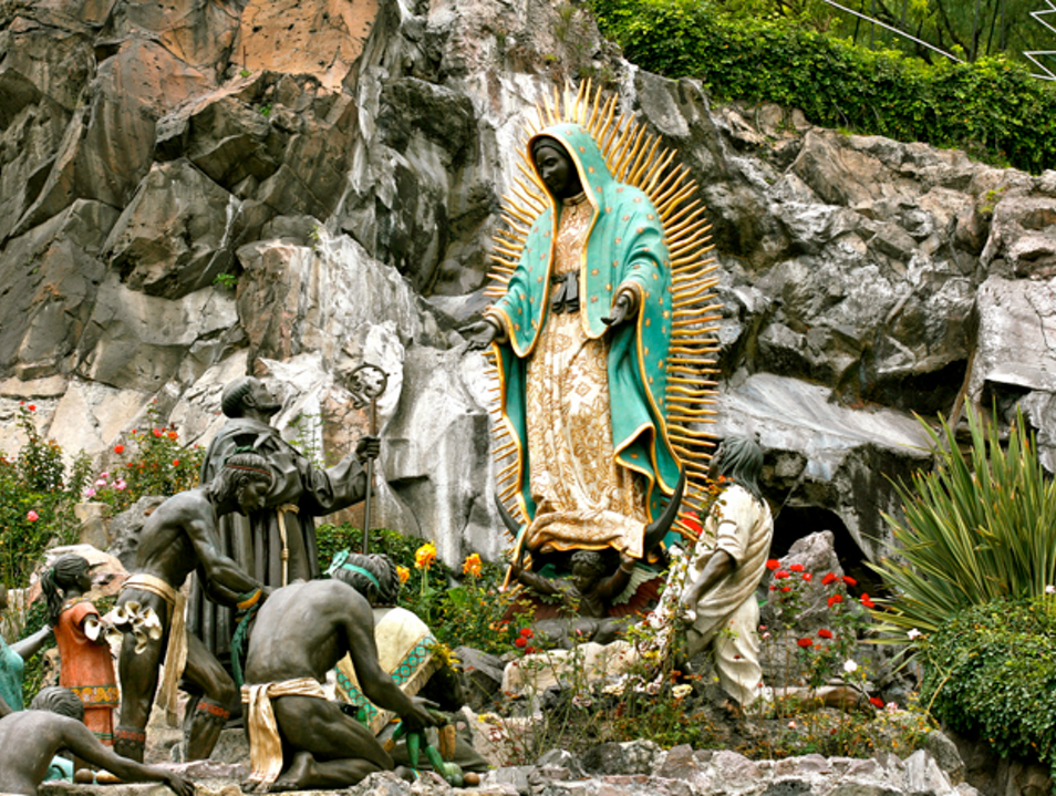 Religious Visions on Tepeyac Hill