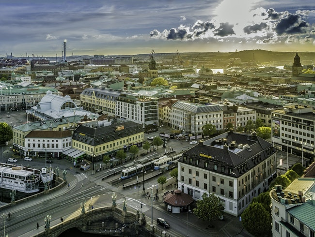 The Departure Point: Gothenburg, Sweden