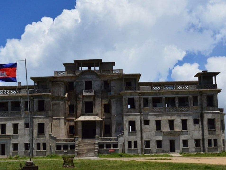 Bokor Hill Station Kaoh Touch  Cambodia