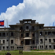 Preah Monivong Bokor National Park