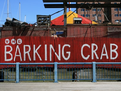 The Barking Crab Boston Massachusetts United States