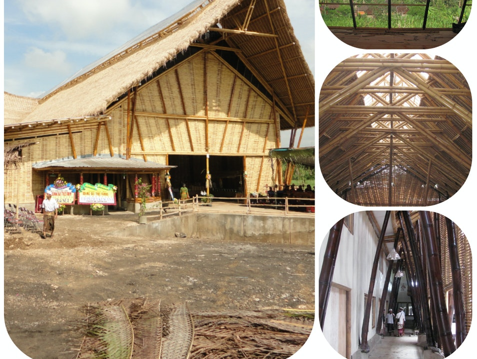 In the Raw: World's Largest Bamboo Chocolate Factory Abiansemal  Indonesia