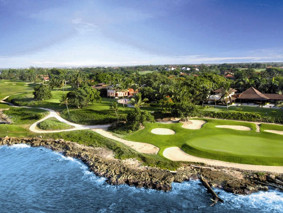 Tee Up   Dominican Republic