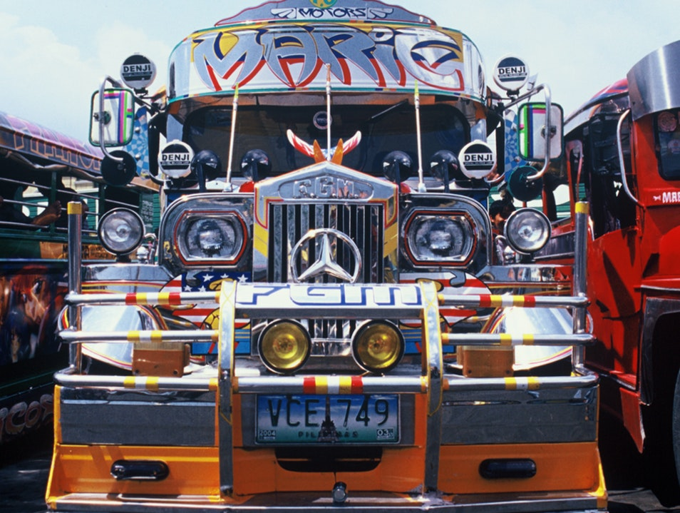 Ride in a Jeepney - The Ubiquitous Symbol of the Philippines