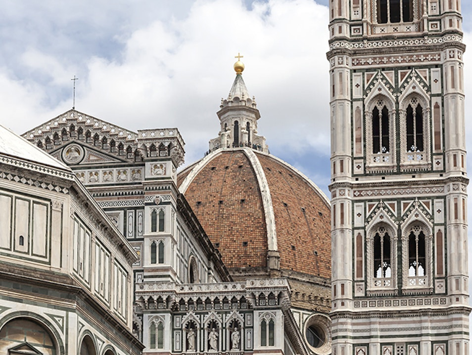 Cathedral of Santa Maria del Fiore Florence  Italy
