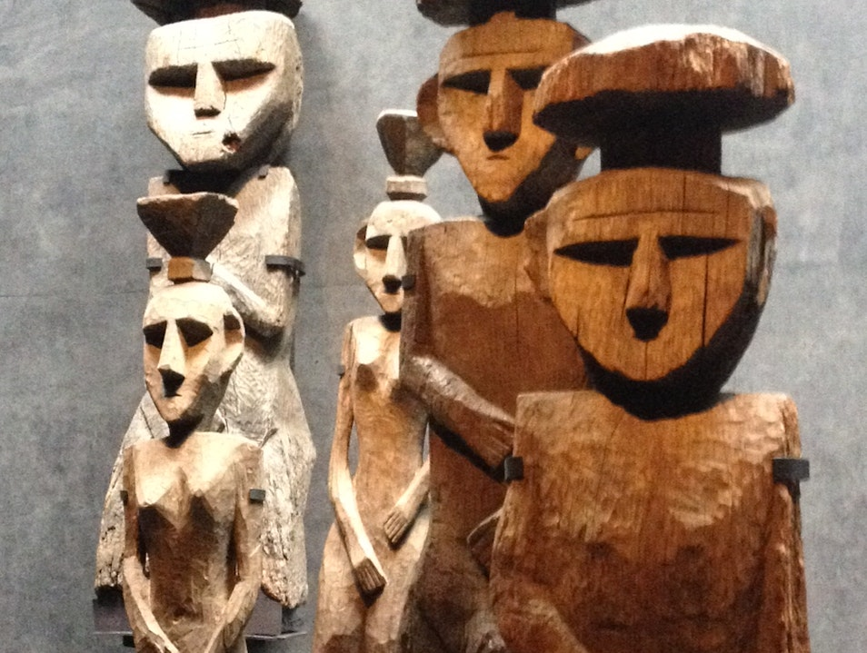 Chile Before Chile: Pre-Colombian Art Museum