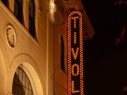 Tivoli Theatre Washington, D.C. District of Columbia United States