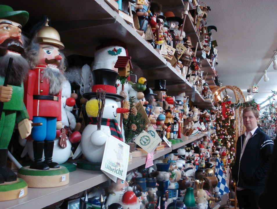 The Nutcracker Museum, Again Leavenworth Washington United States
