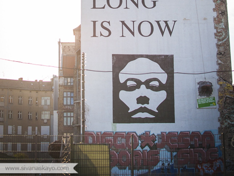Tacheles Building, How Long is Now