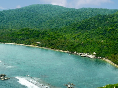 Tayrona National Natural Park Santa Marta  Colombia