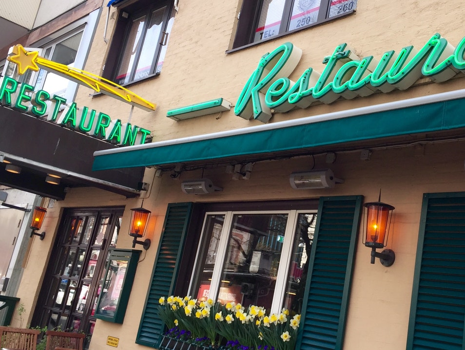 Classic Cuisine in Historical Setting Gothenburg  Sweden