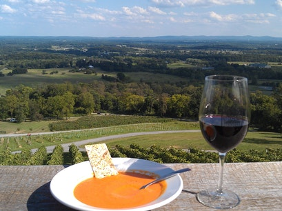 Bluemont Vineyard  Bluemont Virginia United States