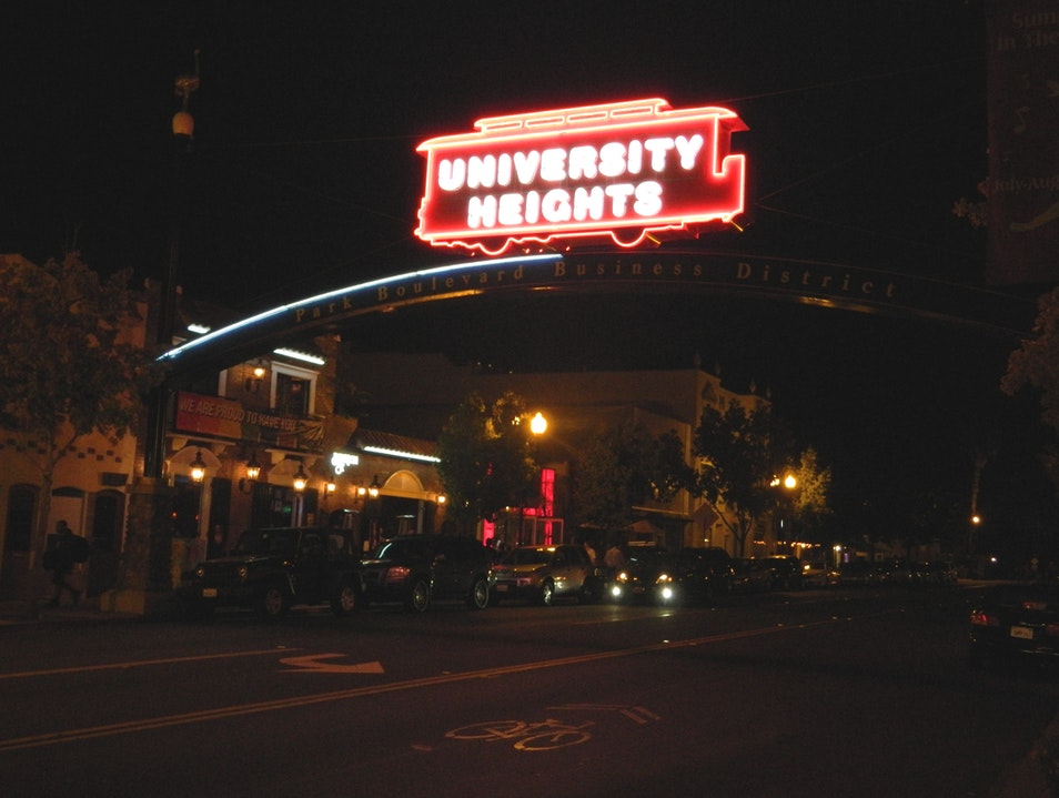 University Heights San Diego California United States