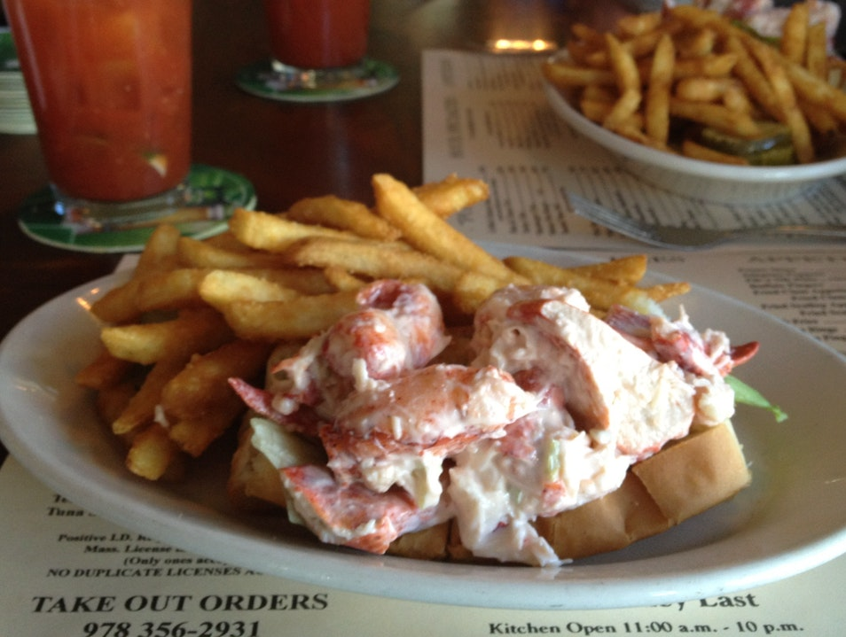 amazing lobster roll Ipswich  United Kingdom