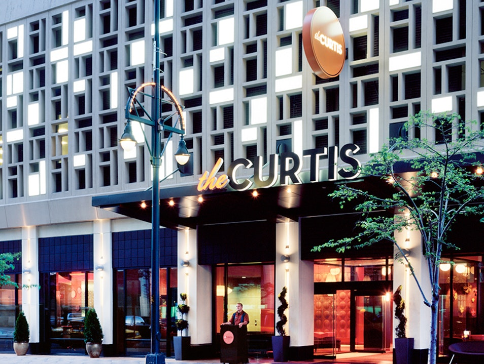 The Curtis Denver - a DoubleTree by Hilton Hotel Ramah Colorado United States