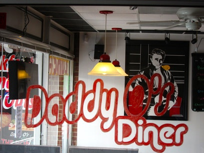 Daddy O's Diner Itasca Illinois United States