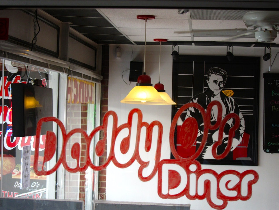Daddy O's: A Diner's Delight