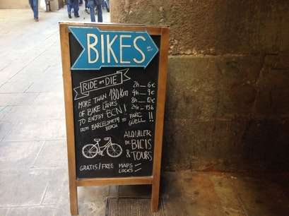 Bike Rental RIDE OR DIE Born Barcelona  Spain