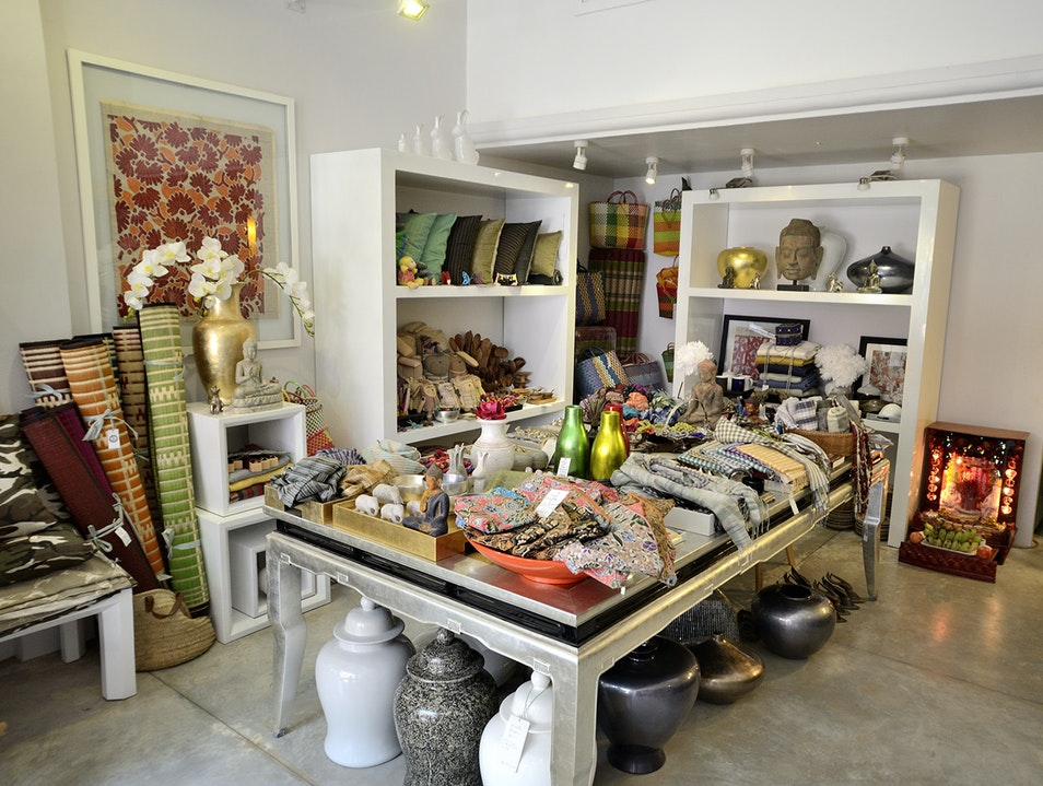 Take home lovely Louise Loubatieres homewares Siem Reap  Cambodia