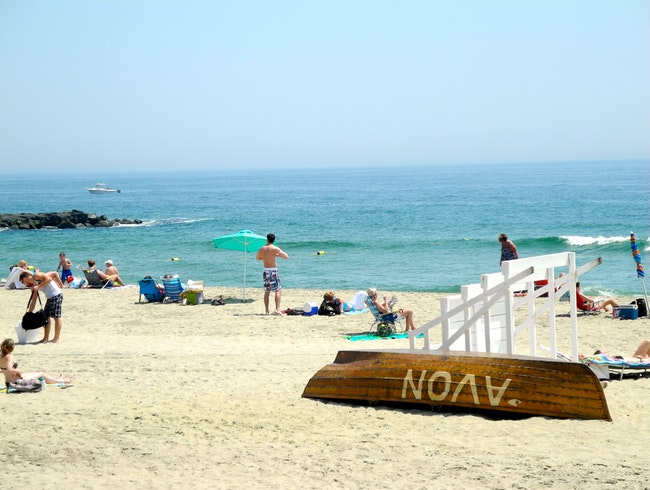 Here Comes Summer at the Jersey Shore