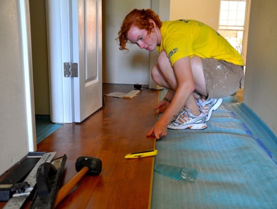 Volunteer Vacations: Rebuilding Homes in New Orleans New Orleans Louisiana United States