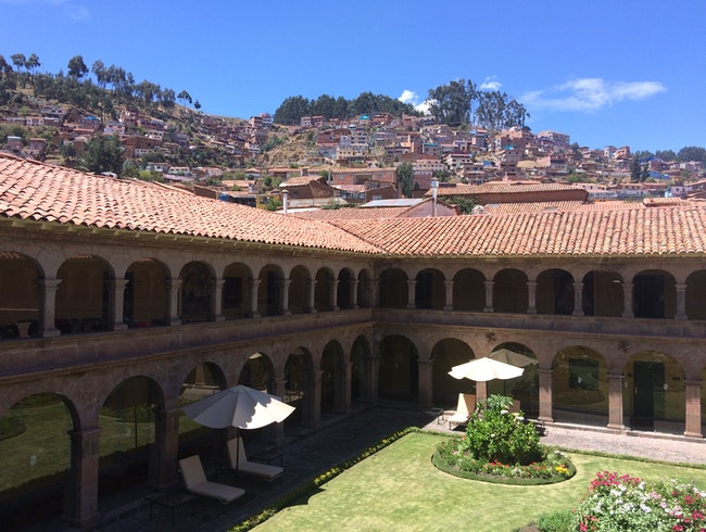 Historic Luxury in Cusco