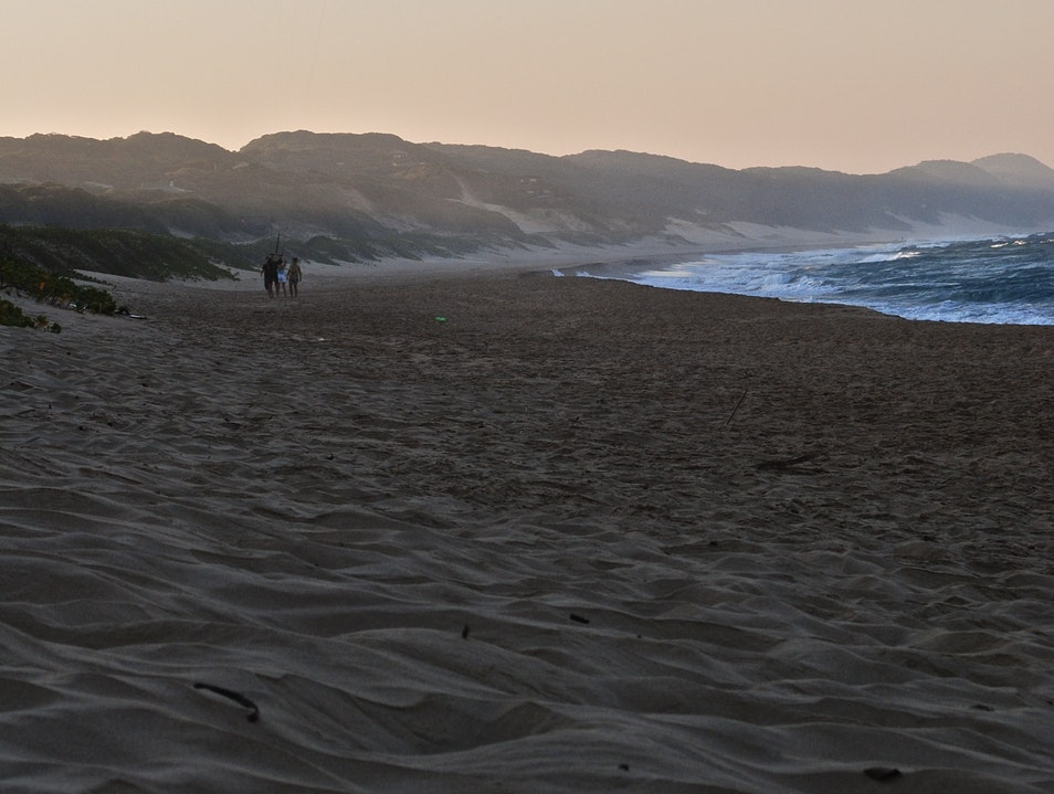 The perfect hideaway: The under-rated Ponta De Ouro beach. Ponta De Ouro  Mozambique