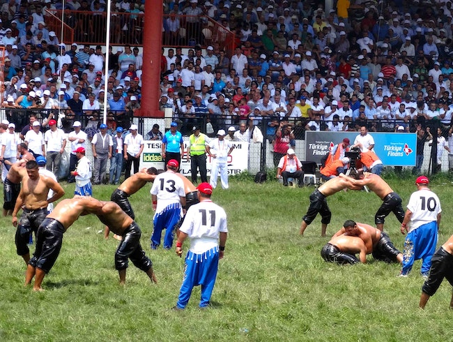 World Oil Wrestling Championships