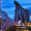 Helix Bridge Singapore  Singapore