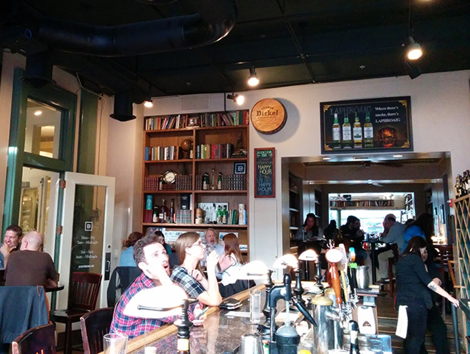 Browse Books at the Bar Seattle Washington United States
